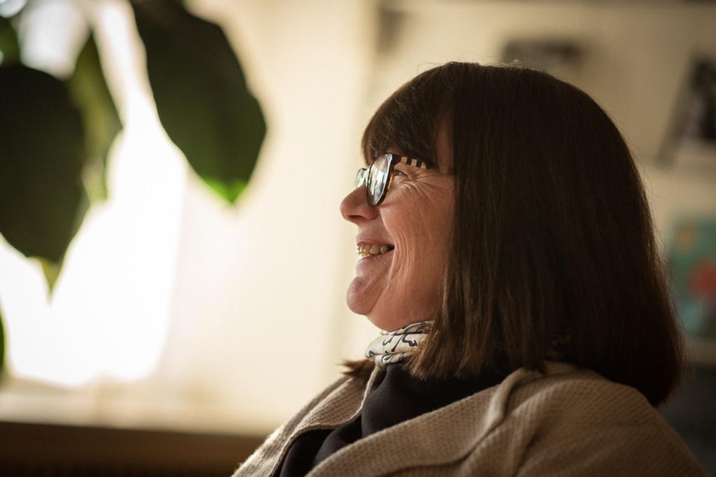 Marita Hane, Product Brand Manager på SSAB
