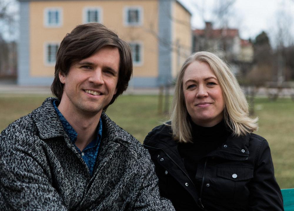 Anna och Tobias